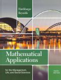 Mathematical Applications for the Management, Life, and Social Sciences 10th Edition