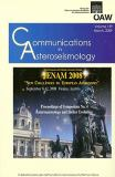 Communications in Asterosesmology Volume 159 2009 9783700166252