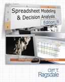 Spreadsheet Modeling and Decision Analysis 6th Edition