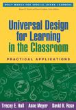 Universal Design for Learning in the Classroom 1st Edition