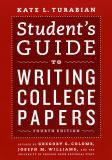 Guide to Writing College Papers 4th Edition