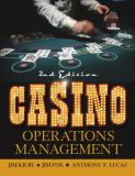 Casino Operations Management 2nd Edition