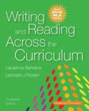 Writing and Reading Across the Curriculum, MLA Update Edition 13th Edition
