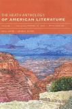 The Heath Anthology of American Literature 9780618656332