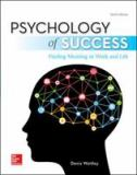 Psychology of Success 6th Edition