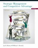 Strategic Management and Competitive Advantage 9780132546348