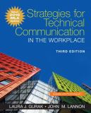 Strategies for Technical Communication in the Workplace, MLA Update Edition 3rd Edition