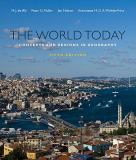 The World Today 9780470646380