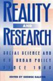 Reality and Research 9780877666394
