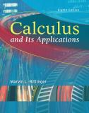 Calculus and Its Applications 8th Edition