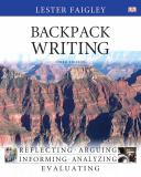 Backpack Writing 9780205846399