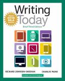 Writing Today, Brief Edition, MLA Update Edition 3rd Edition