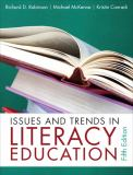 Issues and Trends in Literacy Education 9780132316415