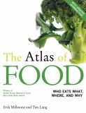 The Atlas of Food 9780520276420