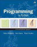 Introduction to Programming in Python 1st Edition