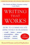 Writing That Works 3rd Edition