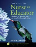 Nurse as Educator 3rd Edition