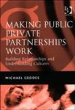 Making Public Private Partnerships Work 9780566086458