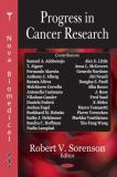 Progress in Cancer Research 9781600216459