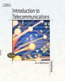 Introduction to Telecommunications 9781401856489