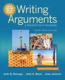 Writing Arguments 10th Edition