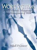 Work Systems 1st Edition