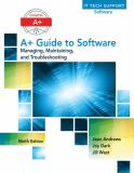 A+ Guide to Software 9th Edition