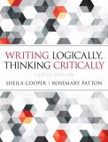 Writing Logically Thinking Critically 8th Edition