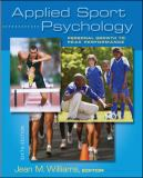 Applied Sport Psychology 6th Edition