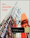 Essentials of Corporate Finance with Connect Plus 8th Edition