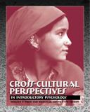 Cross-Cultural Perspectives in Introductory Psychology 9780534546540