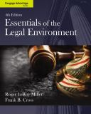 Essentials of the Legal Environment 4th Edition