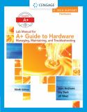 Lab Manual for Andrews' a+ Guide to Hardware, 7th 9th Edition