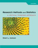 Research Methods and Statistics 9781111346553