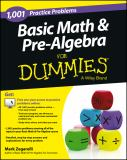 Basic Math and Pre Algebra for Dummies® 1st Edition
