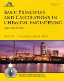 Basic Principles and Calculations in Chemical Engineering 8th Edition