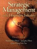 Strategic Management in the Hospitality Industry 3rd Edition