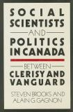 Social Scientists and Politics in Canada 9780773506633