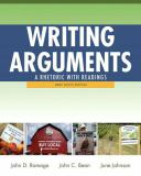 Writing Arguments 9780134016634