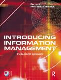 Introducing Information Management 9780750666688