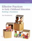 Effective Practices in Early Childhood Education 3rd Edition