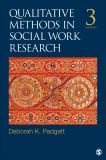 Qualitative Methods in Social Work Research 9781452256702