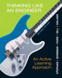 Thinking Like an Engineer 2nd Edition