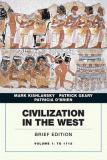 Civilization in the West 9780134056739