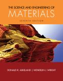 The Science and Engineering of Materials 9781305076761