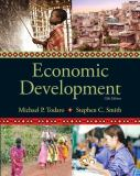 Economic Development 12th Edition