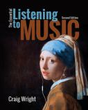 The Essential Listening to Music 2nd Edition