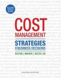 Cost Management 4th Edition