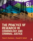 The Practice of Research in Criminology and Criminal Justice 6th Edition