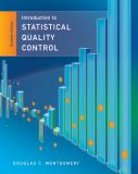 Introduction to Statistical Quality Control 7th Edition